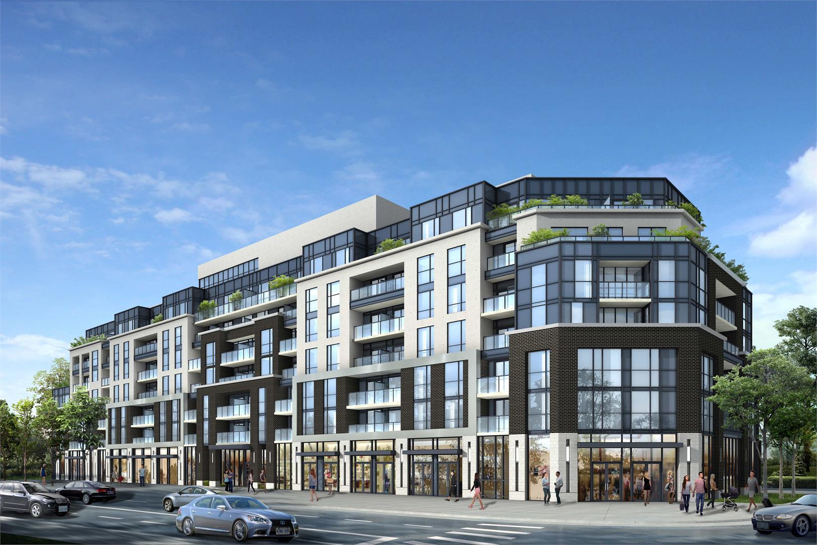 The Lanes Condos … Topham Park East York